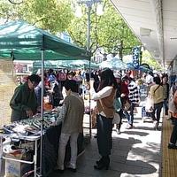 手づくり市場開催日