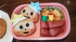 ♪子供の日弁当♪