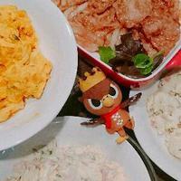 今日のフィヨルド飯♪
