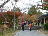 鶏足寺、永源寺見物ー2