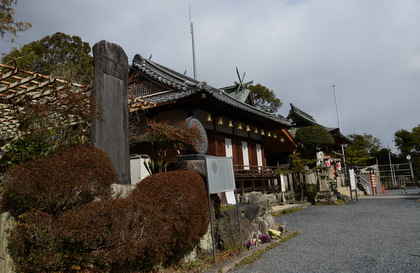撮影会で橋本市へ (隅田八幡神社)