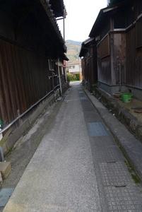撮影会でかつらぎ町へ (妙寺周辺の大和街道)