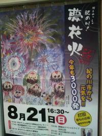 紀の川夢花火2011