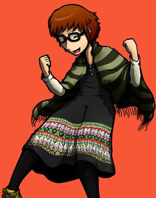 miriさんのファッション