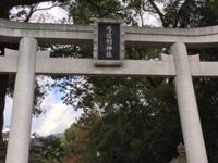 弓弦羽神社(ゆずるはじんじゃ)