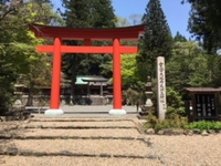 絵馬の神社