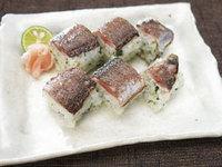 焼きさんま寿司