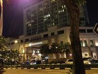 シンガポール!その2~「ホテル インターコンチネンタル」