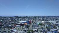 和歌山城を眺めながら・・・
