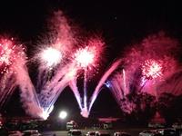 紀の川市花火