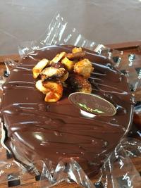 チョコのケーキ