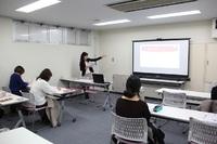 女性のための就活準備セミナー「ビジネスマナー確認講座」和歌山市会場