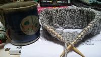縄編みしようと