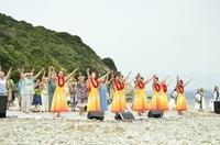地ノ島ハワイフェスティバル 無事終了致しました