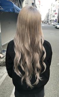 Long hair ★丈夫なシールエクステ