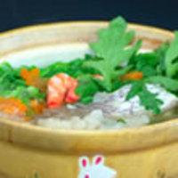 鯛の雪花鍋