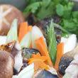 焼き鯖のちり鍋