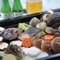 魚介と野菜の焼き焼きパーティ