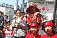 3年ぶりの「真田祭り」へ