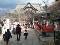 新年は紀三井寺で素晴らしいスタートを