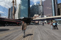NYの思い出写真