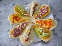 サンドイッチ!?
