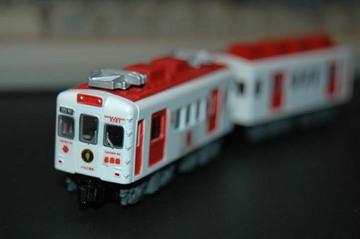 完成したいちご電車のBトレイン