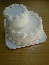 卵不使用ケーキ