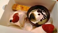 ケーキだワッショイ!(^^)!