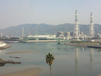 海南火力発電所