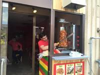 本日オープン トルコ料理のお店AYINTAPさん