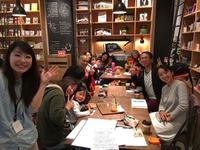 English Cafe 11月のテーマ「オススメのお店TOP3」