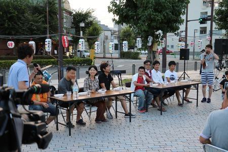 8月6日 JR海南駅前イベント開催♪♪