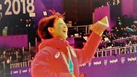 平昌オリンピック閉幕