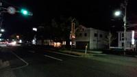 昨夜も道路気温1℃
