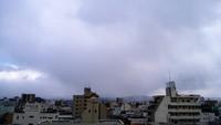 和歌山市もまた雪 2018/01/25 20:18:41