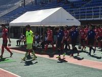 全国クラブチームサッカー選手権大会準決勝