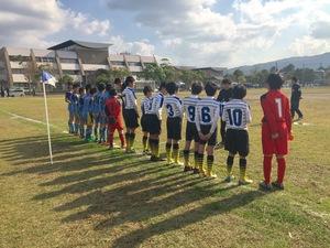 2017年和歌山県少年サッカーリーグ 決勝大会地域予選(中紀サッカーリーグ 1部)