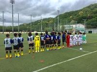 和歌山県U-12 ホップリーグ(前期) 海南海草予選
