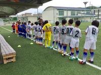 和歌山県U-12ホップリーグ(後期)海南海草ブロック予選