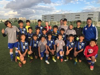 YANMAR U-12 Football Tournament 2017