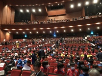第41回 全日本少年サッカー大会 決勝大会 開会式