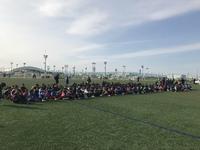 第14回 夢工場杯少年サッカー大会 決勝トーナメント  準優勝