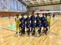 バーモントカップ  第27回全日本少年フットサル大会 和歌山県大会