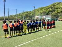 和歌山県U-12ホップリーグ(前期)海南海草予選