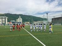 和歌山県U-12ホップリーグ(後期)海南海草予選