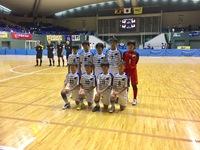 バーモントカップ 第27回全日本少年フットサル大会  大会1日目