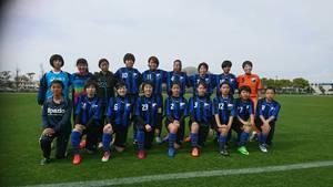 2017年関西女子サッカーリーグ2部  第1節