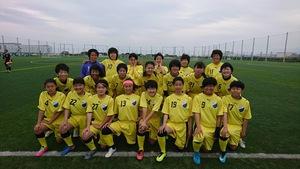 関西リーグ2018  第2節