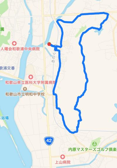 【中止】第4回ソラティオーラ トレイルウォーキング 名草山(228.7m)